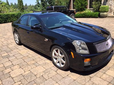 Used 2005 Cadillac CTS V