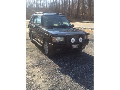 Used 2001 Land Rover Range Rover 4.6 HSE