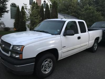 Used 2005 Chevrolet Silverado 1500 LS Extended Cab