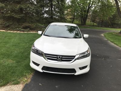 Used 2015 Honda Accord Sport