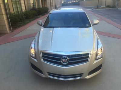 Used 2013 Cadillac ATS 2.0L Turbo Luxury