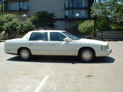 Used 1998 Cadillac DeVille Concours