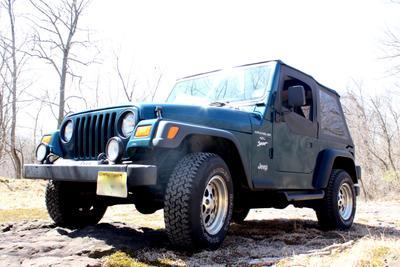 Used 1997 Jeep Wrangler Sport