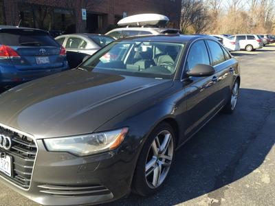 Used 2015 Audi A6 2.0T Premium