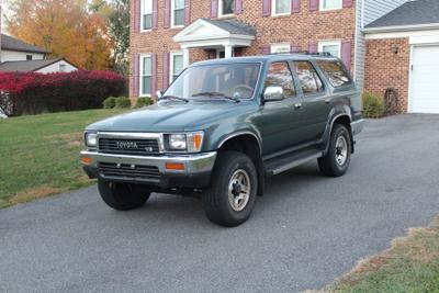Used 1990 Toyota 4Runner SR5
