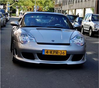 Used 2005 Porsche 911 Turbo S