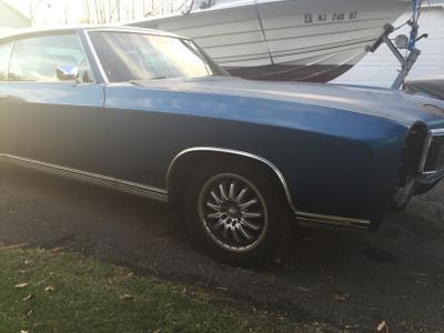 Used 1971 Chevrolet Monte Carlo