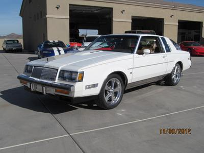 Used 1987 Buick Regal T-Type