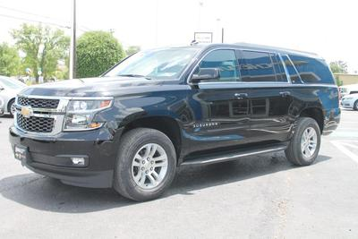 Used 2015 Chevrolet Suburban 1500 LT