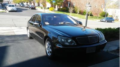 Used 2002 Mercedes-Benz S430