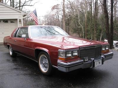 Used 1980 Cadillac DeVille