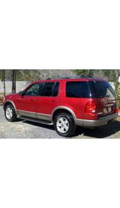 Used 2004 Ford Explorer Eddie Bauer