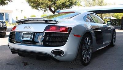 Used 2012 Audi R8 5.2 quattro