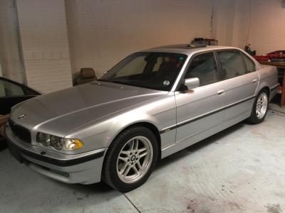 Used 2001 BMW 750 iL
