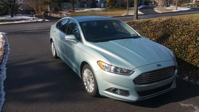 Used 2013 Ford Fusion Hybrid SE Hybrid