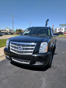 Used 2010 Cadillac Escalade ESV Platinum Edition