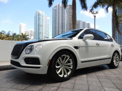 Used 2017 Bentley Bentayga W12 First Edition