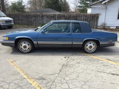 Used 1991 Cadillac DeVille