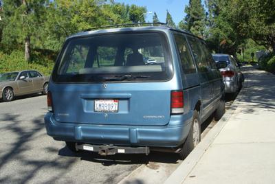 Used 1995 Dodge Caravan