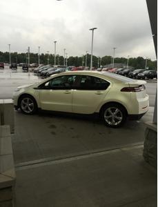 Used 2013 Chevrolet Volt Base