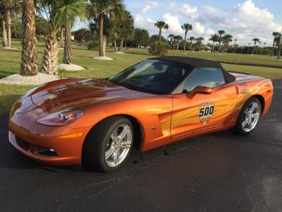 Used 2007 Chevrolet Corvette Indy Pace Car Edition