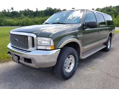 Used 2002 Ford Excursion Limited