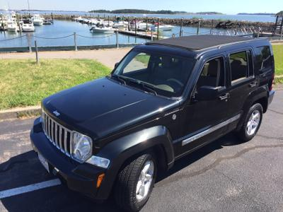 Used 2008 Jeep Liberty Limited