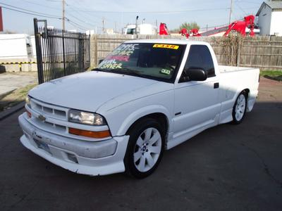 Used Chevrolet S-10 for Sale in Dallas, TX | Cars.com