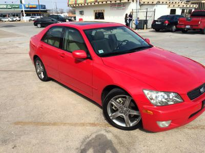Used 2002 Lexus IS 300