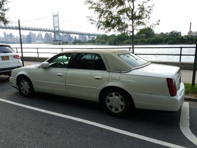 Used 2000 Cadillac DeVille DHS