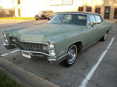 Used 1967 Cadillac Fleetwood Brougham