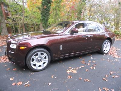 Used 2010 Rolls-Royce Ghost