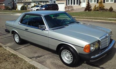 Used 1985 Mercedes-Benz 300CD