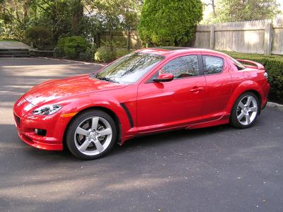 Used 2007 Mazda RX-8 Grand Touring