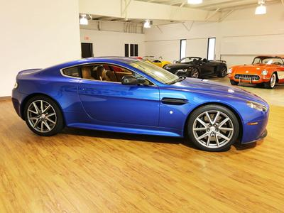 Used 2013 Aston Martin V8 Vantage S Base