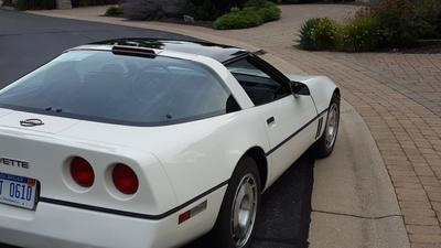 Used 1986 Chevrolet Corvette