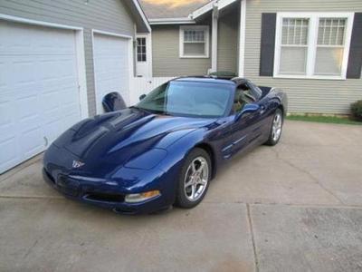 Used 2004 Chevrolet Corvette Base