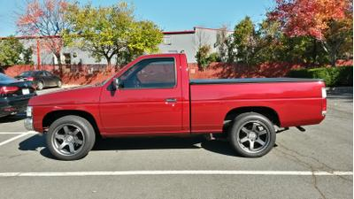 Used 1992 Nissan Pickup