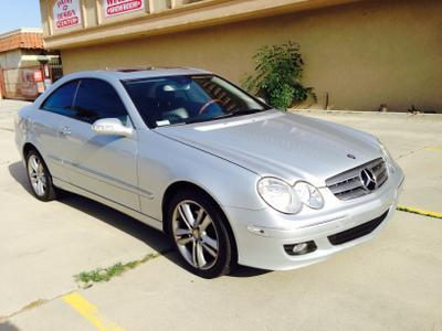 Used 2008 Mercedes-Benz CLK350