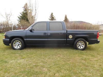 Used 2005 Chevrolet Silverado 1500 LS H/D Crew Cab