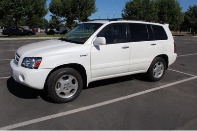 Used 2006 Toyota Highlander Sport