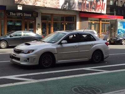 Used 2013 Subaru Impreza WRX Premium
