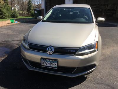 Used 2013 Volkswagen Jetta Hybrid SE