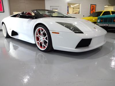 Used 2006 Lamborghini Murcielago LP640