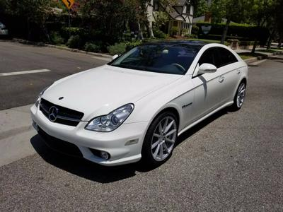 Used 2006 Mercedes-Benz CLS55 AMG