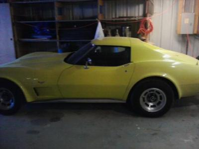 Used 1977 Chevrolet Corvette Coupe