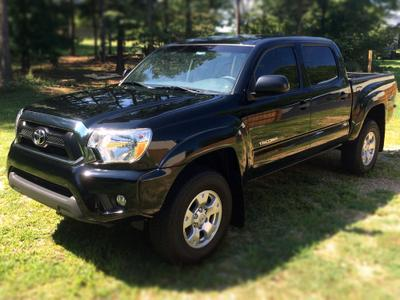 Used 2015 Toyota Tacoma PreRunner