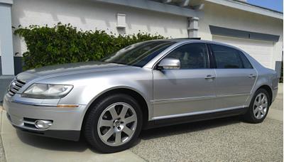 Used 2004 Volkswagen Phaeton V8