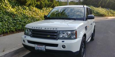Used 2009 Land Rover Range Rover Sport HSE