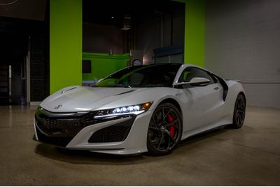 Used 2017 Acura NSX Base